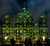 Catedral de Berlim foto de stock royalty free