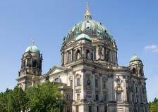 Catedral de Berlim (alemão: Os DOM do berlinês) imagem de stock