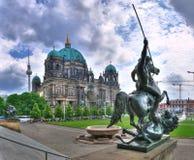 Catedral de Berlim, Alemanha fotos de stock