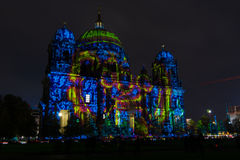 Catedral de Berlim (os DOM do berlinês) Foto de Stock