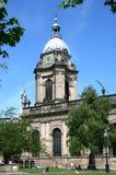 Catedral de Birmingham, Birmingham Fotos de archivo libres de regalías