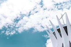 Catedral De Brasilia lizenzfreies stockfoto