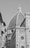 Catedral de Brunelleschi en Florencia Fotografía de archivo libre de regalías