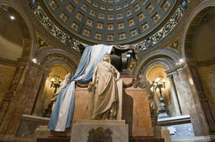 Catedral de Buenos Aires Foto de archivo libre de regalías