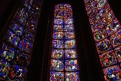 Catedral de Burges - França fotos de stock
