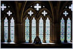 Catedral de Burgos, España foto de archivo libre de regalías