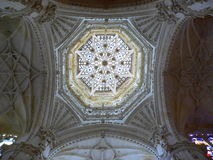 Catedral de Burgos, Spain imagens de stock