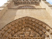 Catedral de Burgos ( Spain ) Stock Photos