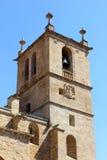 Catedral de Caceres, Caceres, Espanha fotografia de stock