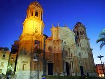 Catedral de Cadiz andalusia spain fotos de stock