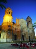 Catedral de Cadiz andalusia spain fotos de stock royalty free