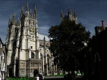 Catedral de Canterbury Foto de Stock Royalty Free