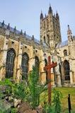 Catedral de Canterbury Foto de Stock