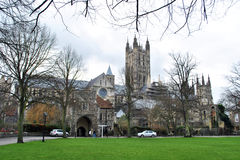 Catedral de Canterbury Fotografia de Stock Royalty Free