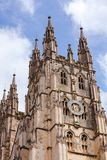 Catedral de Canterbury em Canterbury Kent Southern England Reino Unido fotografia de stock royalty free