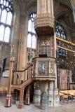 Catedral de Canterbury, Inglaterra Local do património mundial do Unesco Fotos de Stock