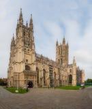 Catedral de Cantorbery, Kent, Inglaterra Imágenes de archivo libres de regalías