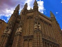Catedral de cattedrale di Sevilla, Siviglia immagine stock