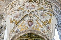 Catedral de Cefalu Imagen de archivo libre de regalías