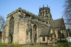 Catedral de Chester Foto de archivo