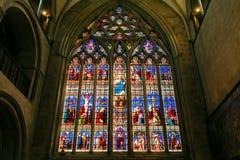 Catedral de Chichester Imagen de archivo libre de regalías
