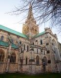 Catedral de Chichester Imagem de Stock Royalty Free