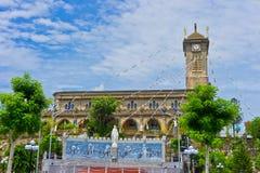 Catedral de Christ o rei em Nha Trang fotografia de stock royalty free
