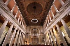 Catedral de Christchurch foto de archivo