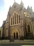 Catedral de Christchurch Imagen de archivo