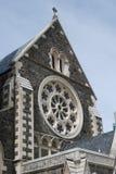 Catedral de Christchurch antes del terremoto imágenes de archivo libres de regalías
