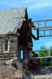 Catedral de Christchurch en Christchurch - Nueva Zelanda fotografía de archivo libre de regalías