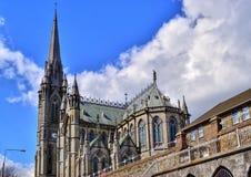Catedral de Cobh Imagem de Stock Royalty Free