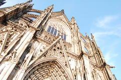 Catedral de Colónia Imagens de Stock Royalty Free