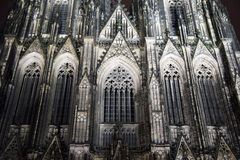Catedral de Colónia, Alemanha Imagens de Stock Royalty Free