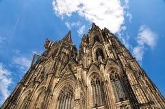 Catedral de Colónia, Alemanha Imagem de Stock Royalty Free