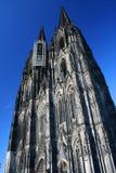 Catedral de Colónia em Alemanha imagens de stock