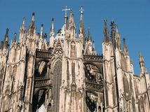 Catedral de Colonia fotografía de archivo libre de regalías