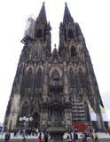 Catedral de Colonia, Alemania fotografía de archivo