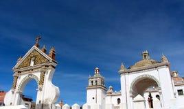 Catedral de Copacabana Imagens de Stock Royalty Free