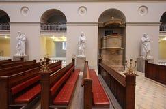 Catedral de Copenhague Imagen de archivo libre de regalías