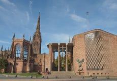 Catedral de Coventry Fotografia de Stock Royalty Free