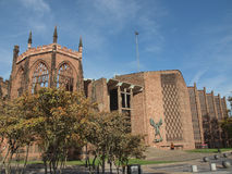 Catedral de Coventry Fotos de Stock