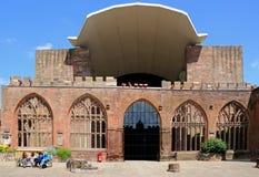 Catedral de Coventry imagenes de archivo