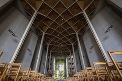 Catedral de Coventry en el Reino Unido fotos de archivo libres de regalías