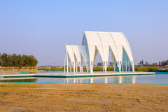 Catedral de cristal em tainan, Formosa Fotos de Stock