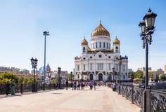 Catedral de Cristo el salvador Foto de archivo