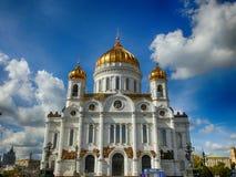 Catedral de Cristo o salvador Imagem de Stock