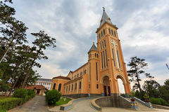 Catedral de Dalat Fotos de Stock Royalty Free