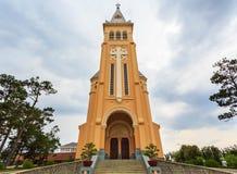 Catedral de Dalat Imagem de Stock