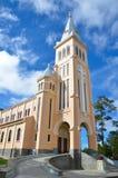 Catedral de Dalat em Dalat, Vietname Fotografia de Stock